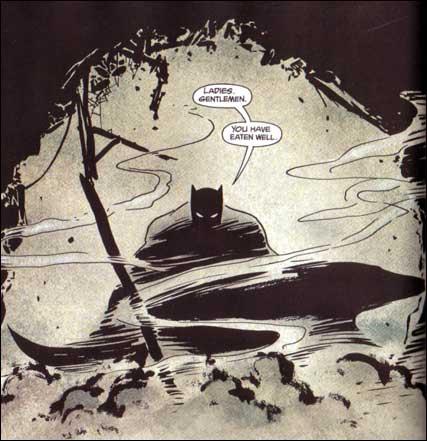 Bat-Man panel 5