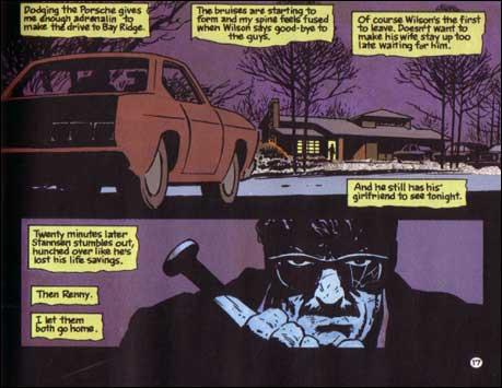 Bat-Man panel 4