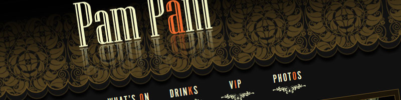 Web Design : Pam Pam