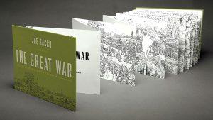The Great War Joe Sacco (Jonathan Cape)