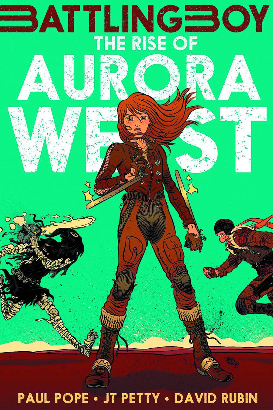 Aurora West - Book