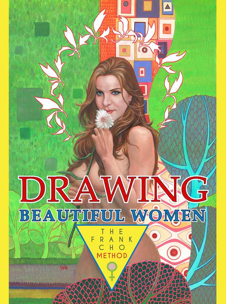 Drawing Beautiful Women - book