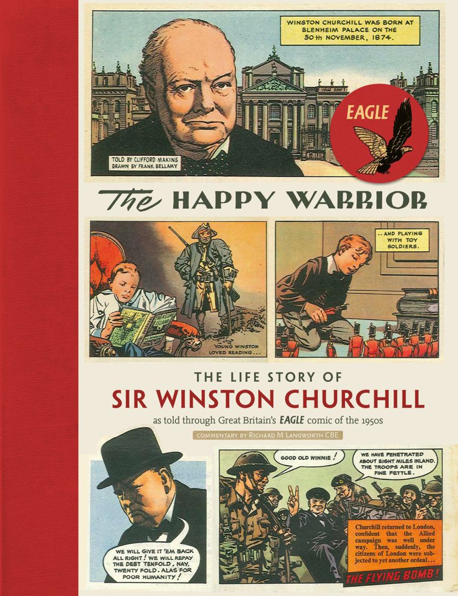 Happy Warrior - book