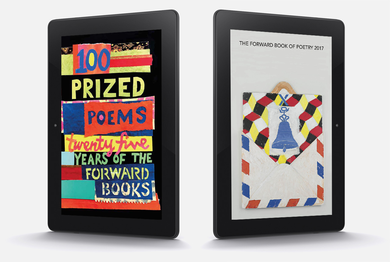 National Poetry Day - Forward Arts Foundation eBooks