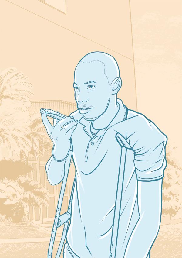 Ninja Beaver - On Our Radar - Illustration of teenager with phone