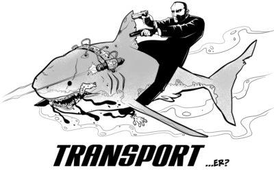 Inktober – Transport
