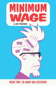 Minimum Wage Vol 2 (Image Comics)
