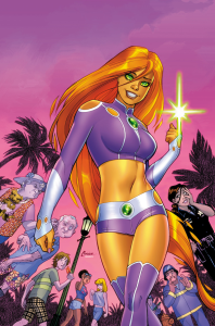 Starfire Vols 1 & 2 (DC Comics)