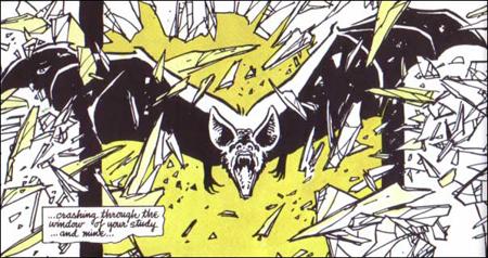 Bat-Man panel 2