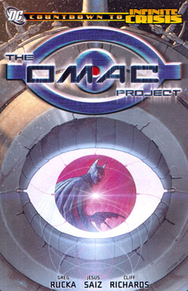 The OMAC Project panel 1