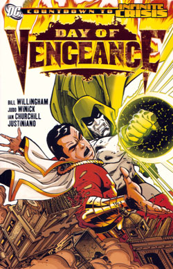 Day of Vengeance panel