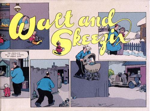 Walt and Skeezix panel 1