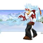 Polar Panic Iceman