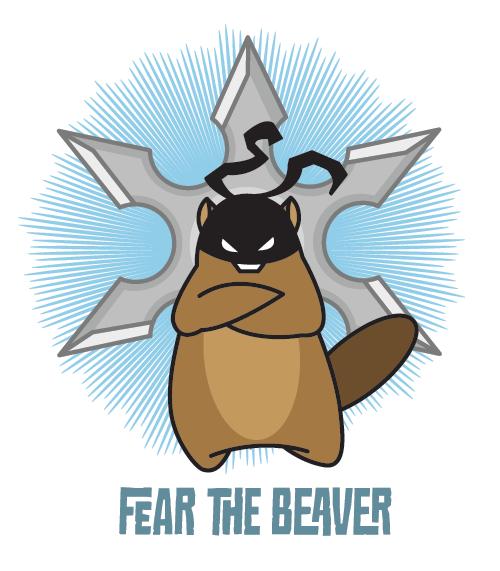 Fear the Beaver