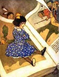 Storybook Girl