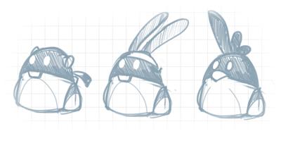 Buddies Sketch