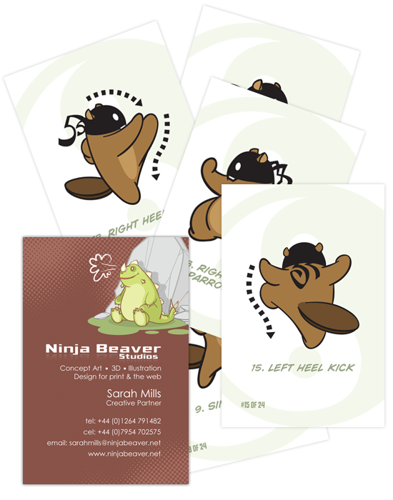 NBS Business Cards