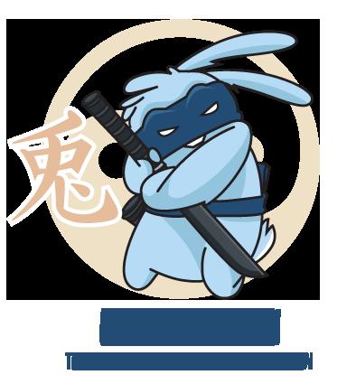 Toki The Samurai Bunny