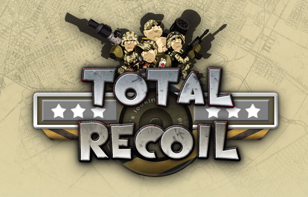 Total Recoil on PS Vita!