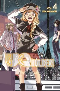 UQ Holder Vol 4