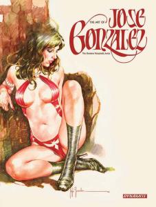 Art Of Jose Gonzalez (Dynamite Entertainment)