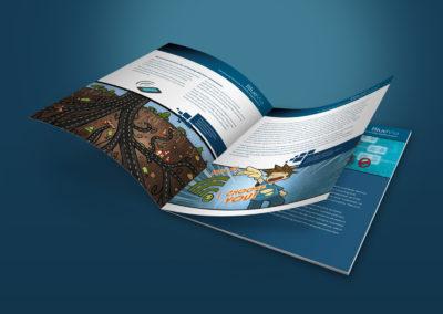 BlueVia print design Open document