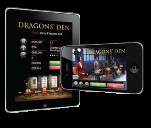 Dragons Den Ipad And iPhone