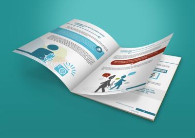 On Our Radar Print Design Ebola Handbook 2