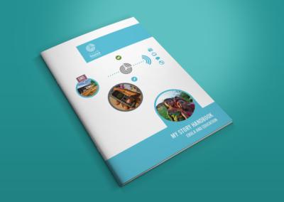 On Our Radar Print Design Ebola Handbook 1