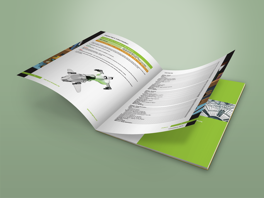 Train2Game print design Artist and animator coursebook 3