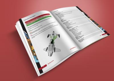 Train2Game print design QA and Level Designer Coursebook 1