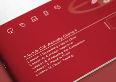 Train2Game print design QA and Level Designer Coursebook 2