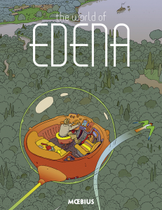 The World of Edena (Dark Horse)