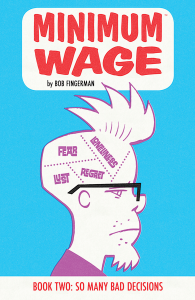 Minimum Wage Vol 2 (Image Comics)