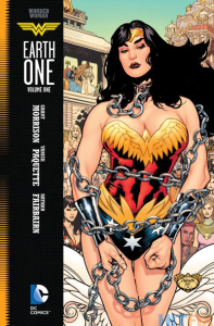 Wonder Woman: Earth One (DC Comics)