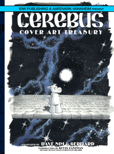 Cerebus Covers (IDW Comics)